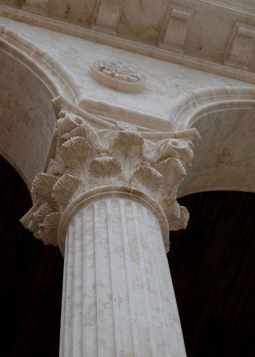 Corinthian Column
