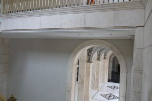 Crystal Cove crown molding