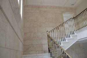 Crystal Cove staircase