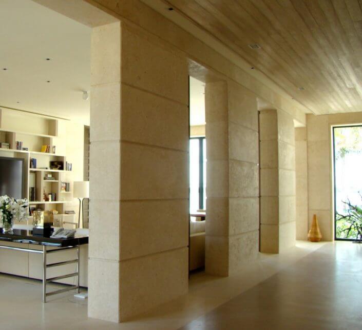 Entry Vestibule Pilasters