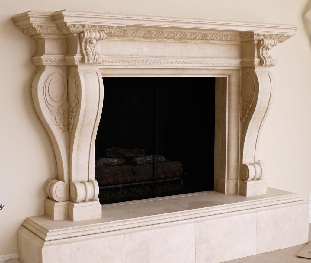 french provincial stone fireplace mantels bt architectural stone