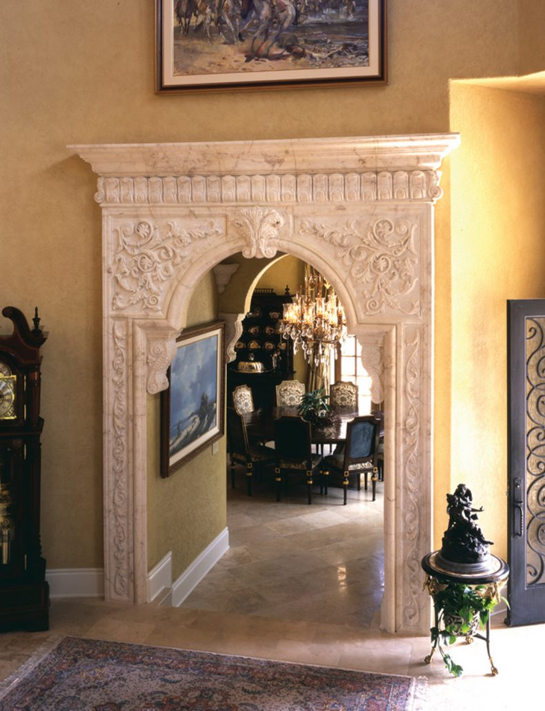 Luxurious Marble And Stone Interiors By Bt Architectural Stone
