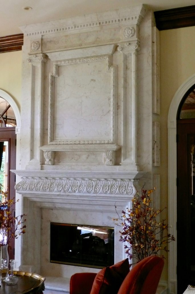 Lehmann in Crema limestone