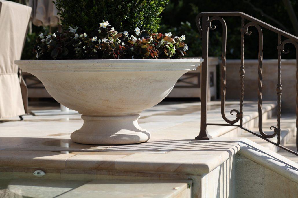 Planters & Finials - BT Architectural Stone