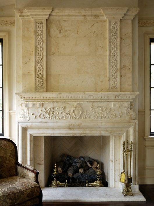 Medici in Crema limestone