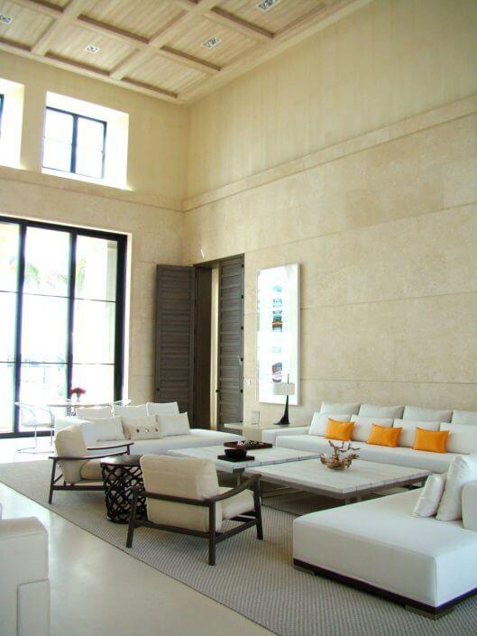 Panelled Interior