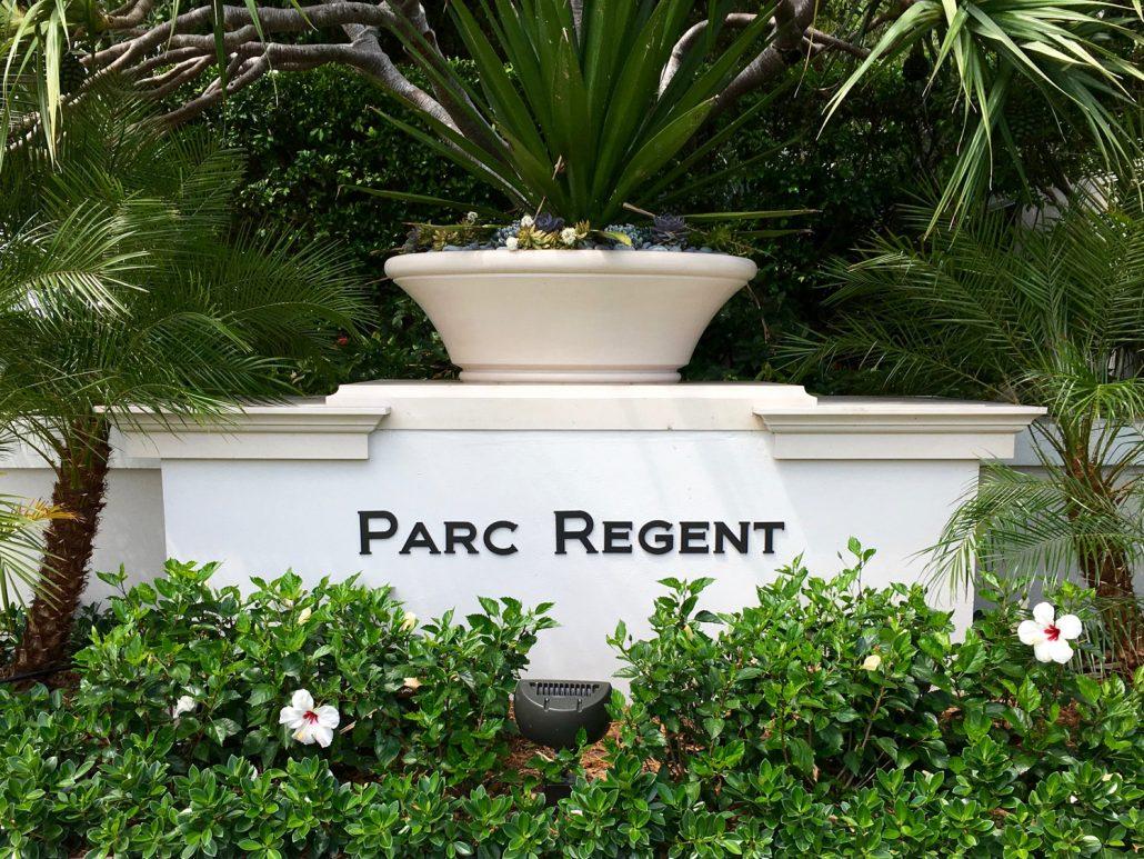 Parc Regent Bowl in Portuguese limestone