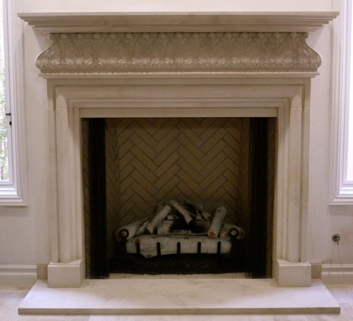 Italian Amp Tuscan Stone Fireplace Mantels Bt Architectural Stone