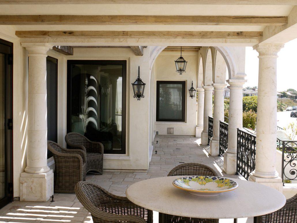 Tuscan Colonnade