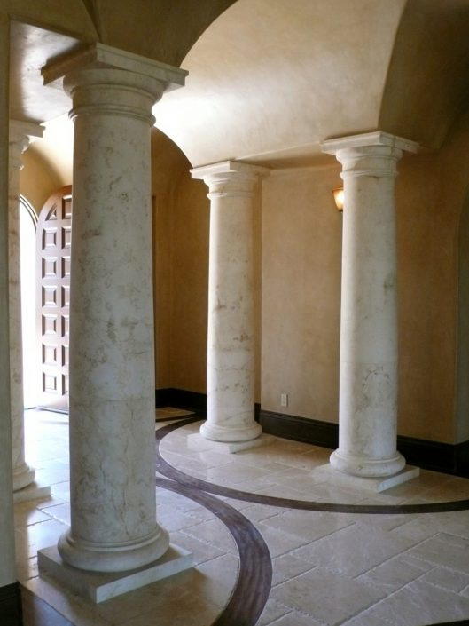 Tuscan Columns