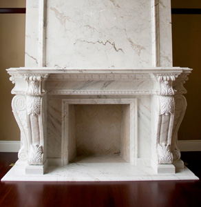 french provincial stone fireplace mantels bt architectural stone rh btarchstone com french fireplace mantel wood french fireplace mantel wood