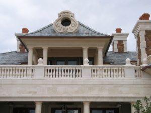East Master Balcony