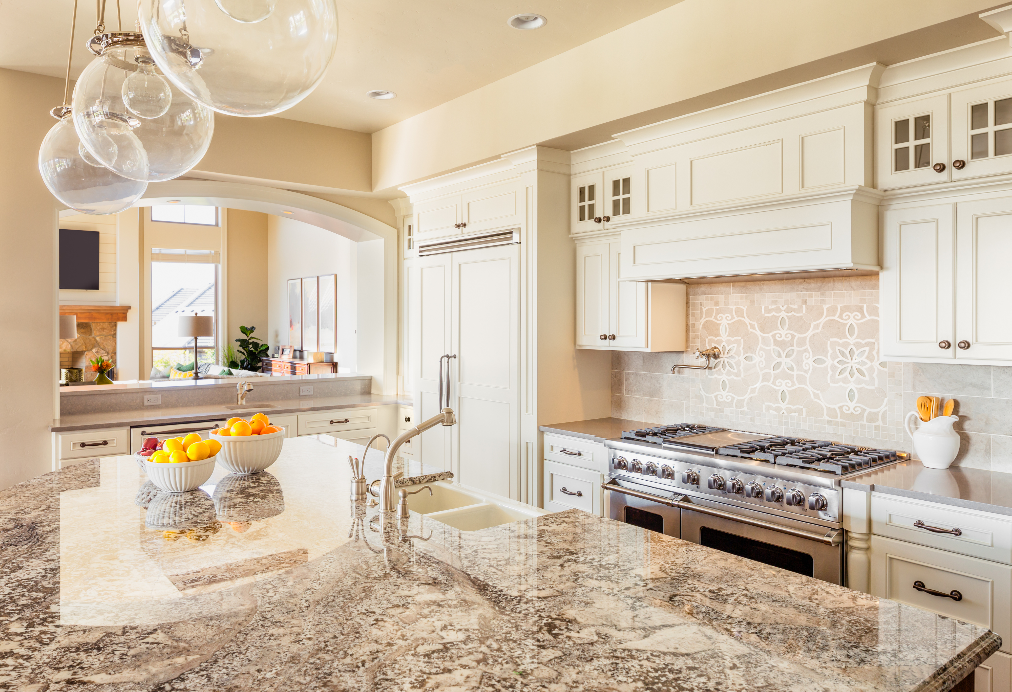Marble vs Granite: How to Choose? - BT Architectural Stone