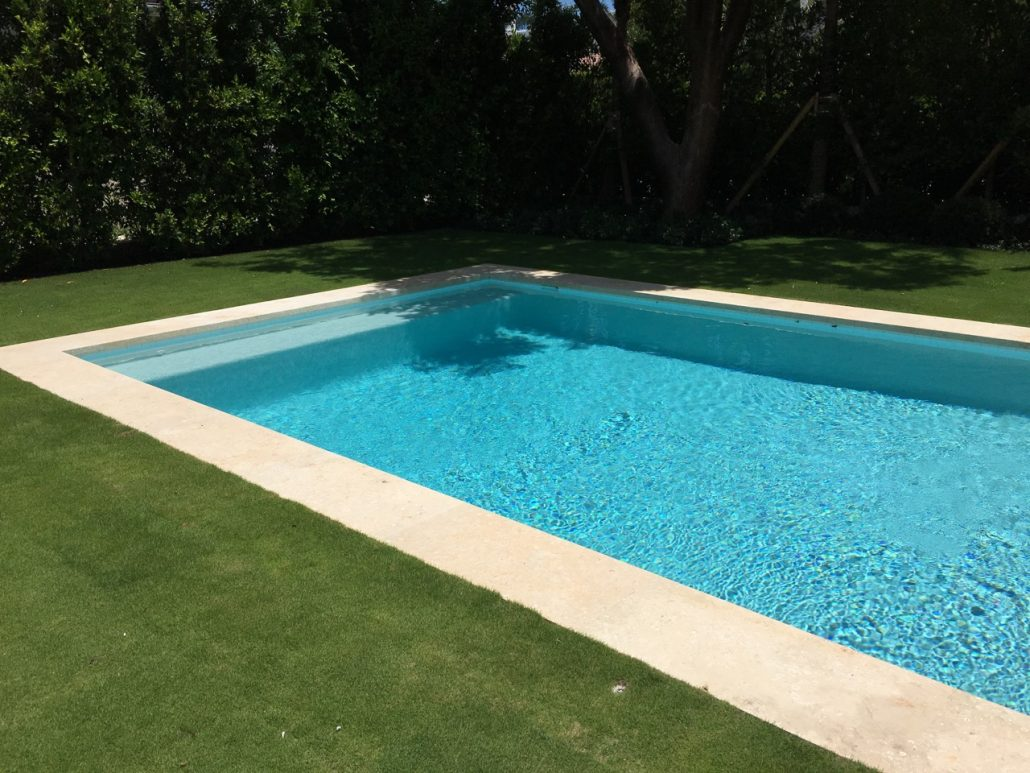 Limestone Pool Coping