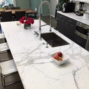 natural stone interior kitchen counters