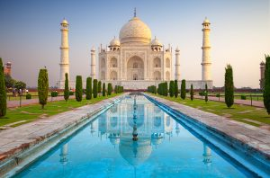 From the Pyramids to The Taj Mahal: Why the World's Ancient Monuments are Made of Stone